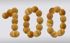 100 de pan