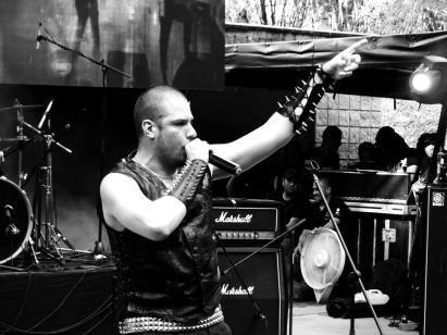 Eliminatorias Metal - Altavoz