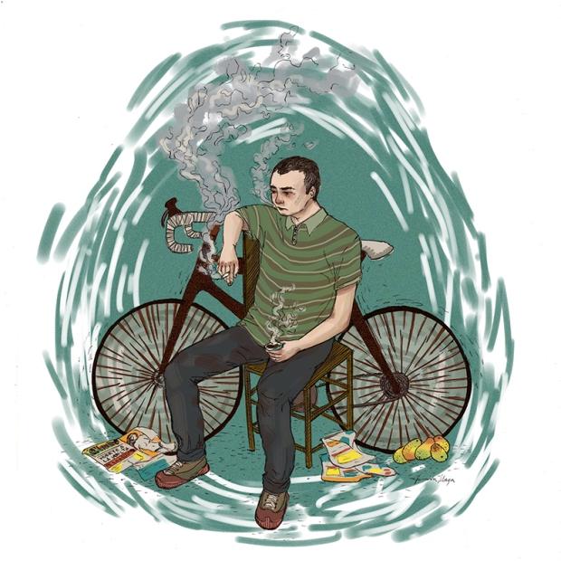 Bicicleta - Bajo Asfalto